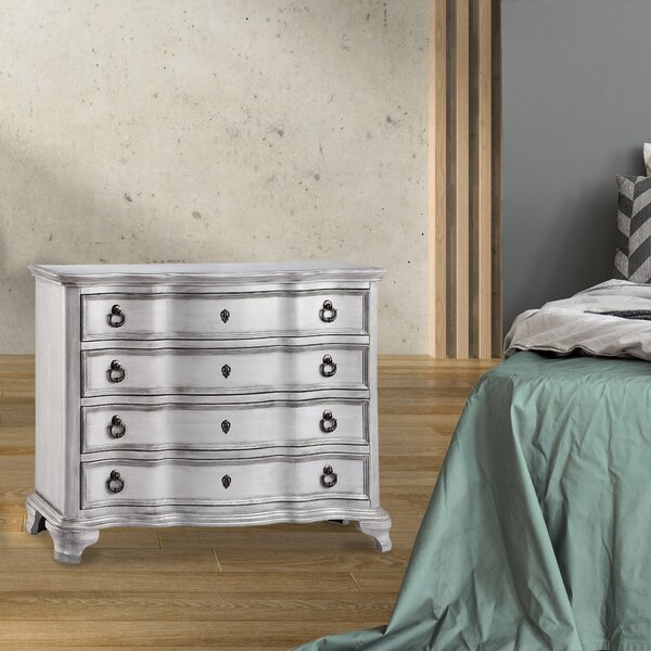Jase 4 Drawer Chest by One Allium Way