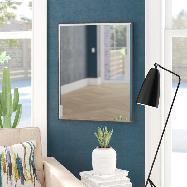 Gangotia Decorative Accent Mirror by Orren Ellis