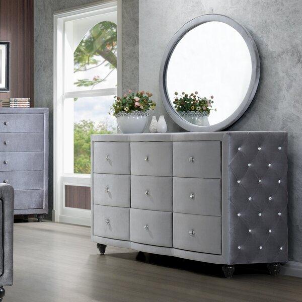 Conard 9 Drawer Dresser by Mercer41