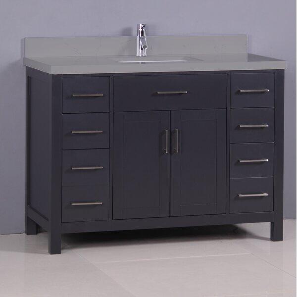 Flannery 42 Single Bathroom Vanity Set by Ebern Designs