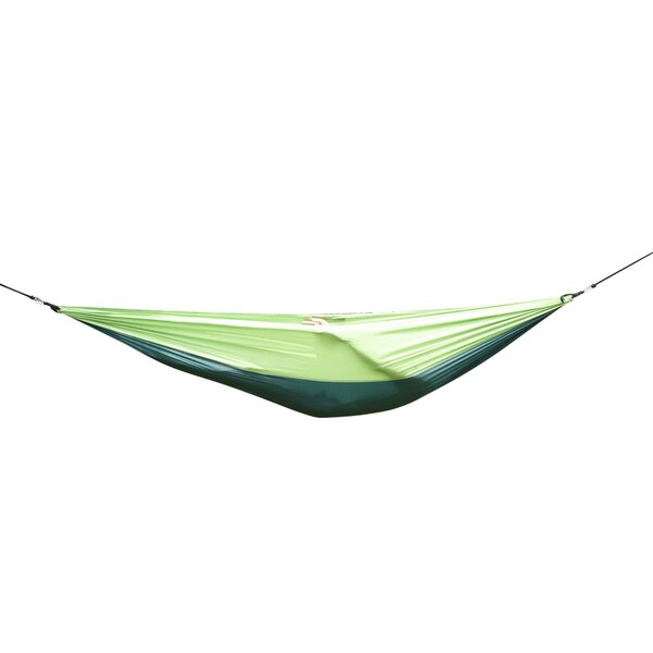 Hedvige Parachute Nylon Fabric Double Tree Hammock by Highland Dunes