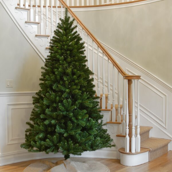 Green Spruce Artificial Christmas Tree By Beachcrest Home.