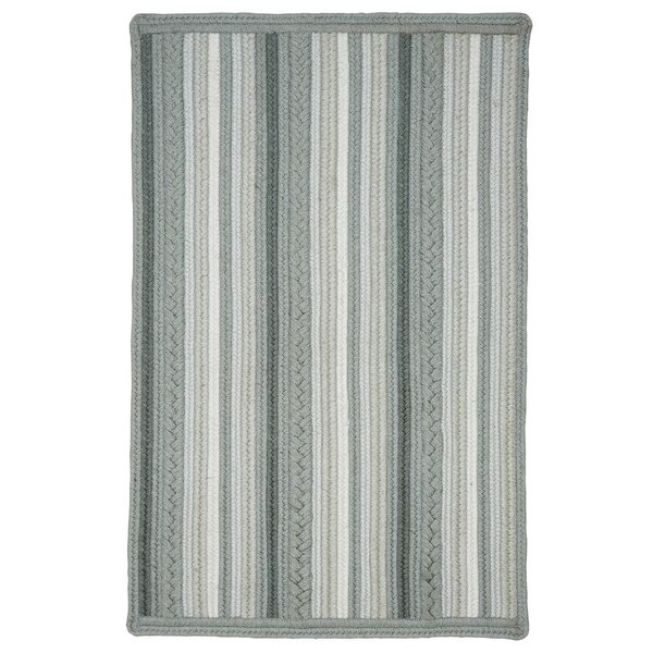 Portsmouth Gray Indoor/Outdoor Area Rug by Homespice Decor