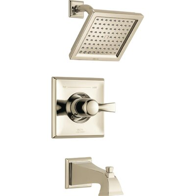 Shower Faucet Tub Trim Polished Nickel 4824 Product Image