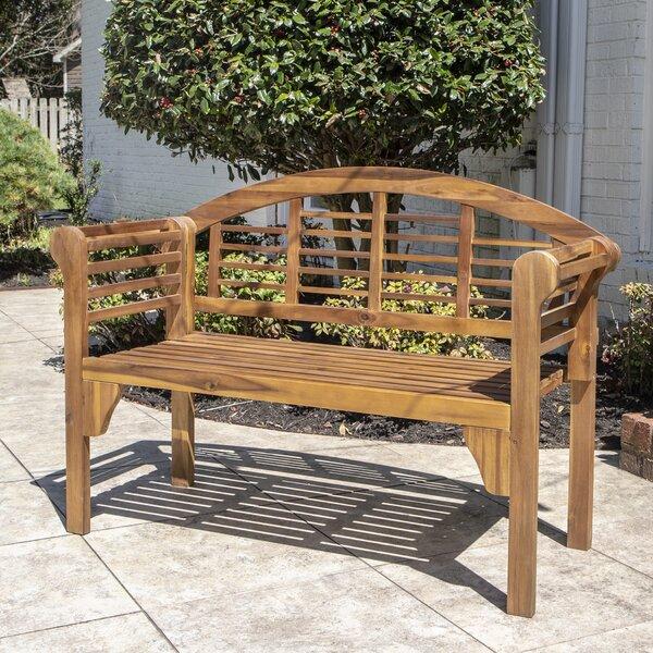 Kesgrave Wood Garden Bench by Freeport Park