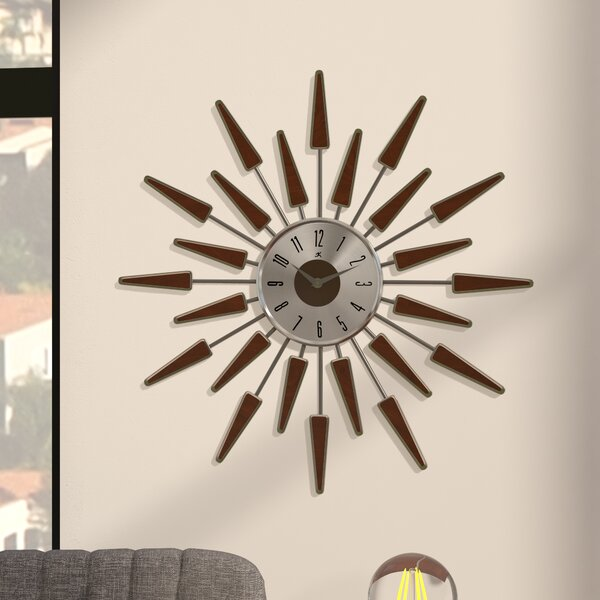 Satellite Wall Clock by Langley Street