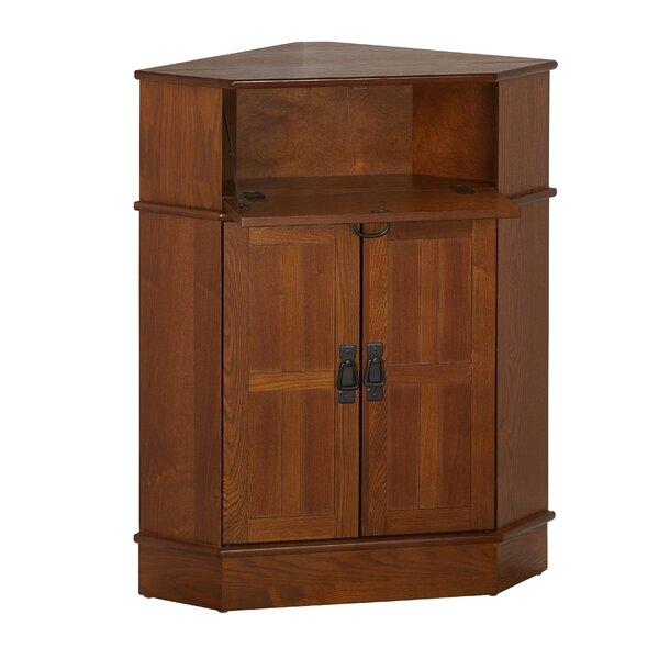 Triangle corner cabinet wayfair for Wayfair kitchen cabinets