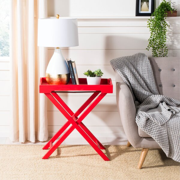 Melbourne Accent End Table by Beachcrest Home
