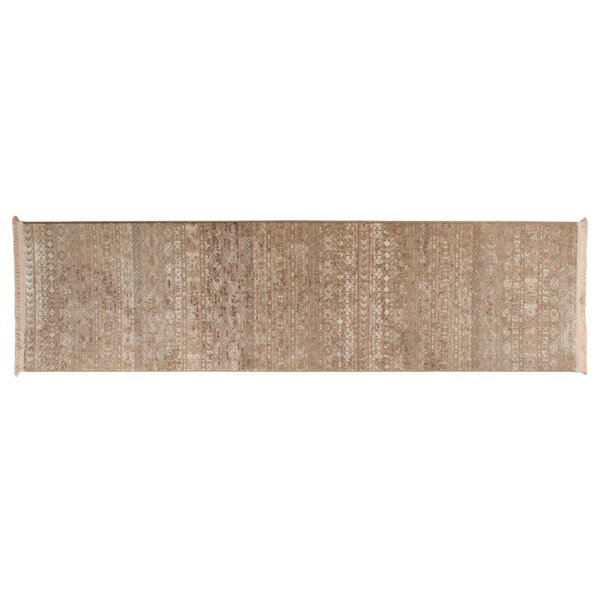 Areeba Power Loom Beige Rug