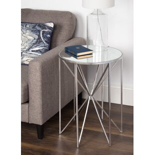 Affordable Price Petrucci End Table By Orren Ellis