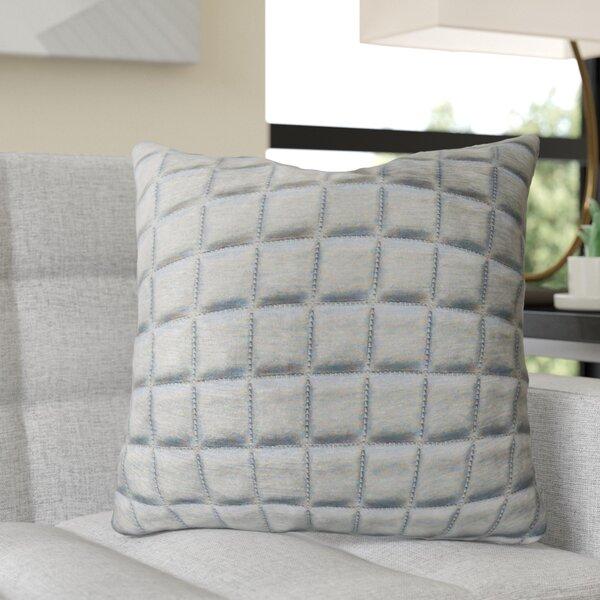 Read Luxury Throw Pillow by Orren Ellis