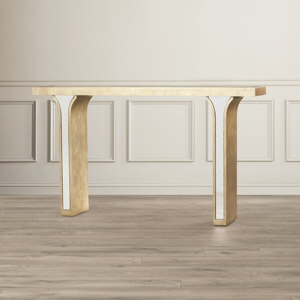 Spacey Console Table by Mercer41 Mercer41