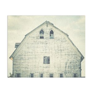 'Farmhouse White' by Lisa Russo Photographic Print by KAVKA DESIGNS