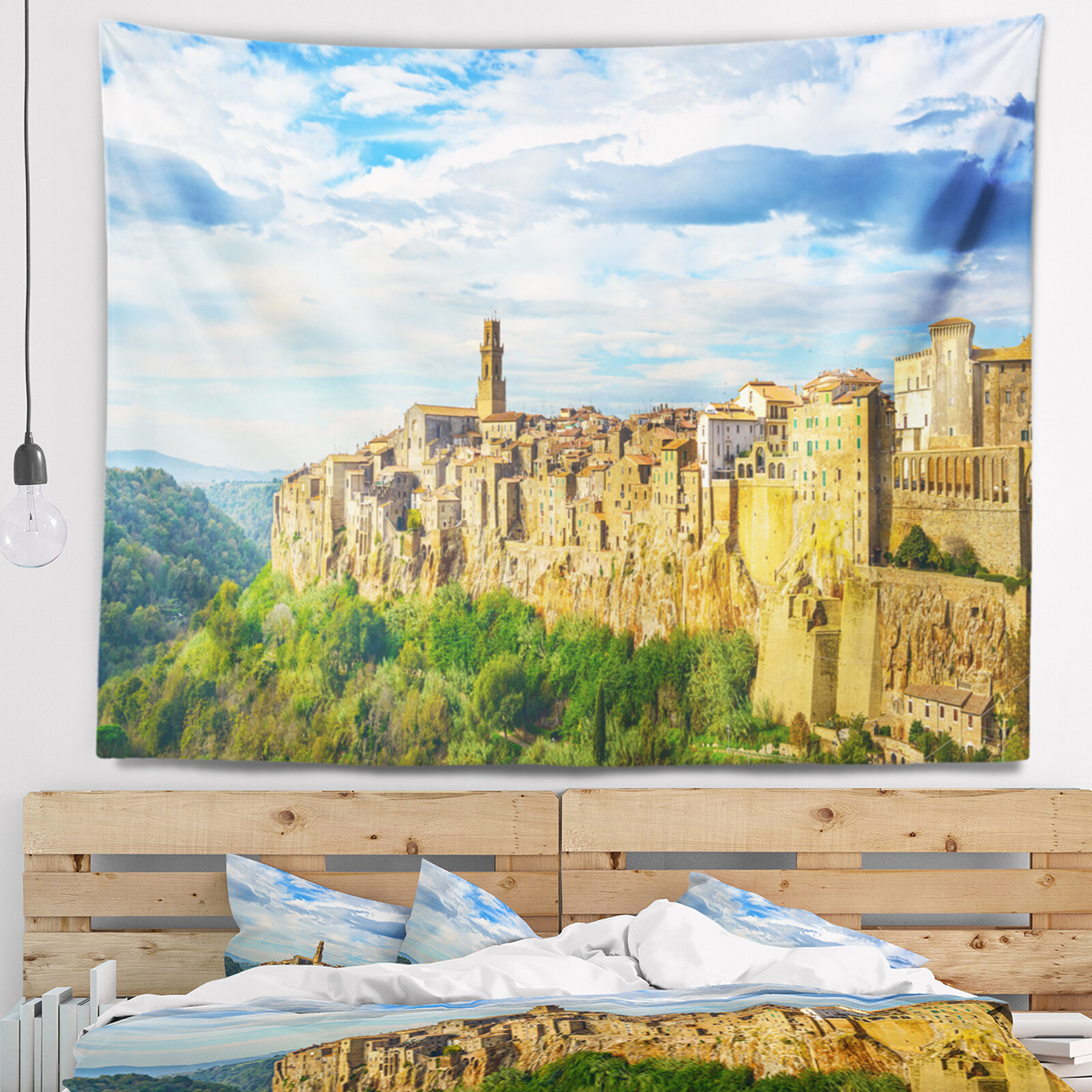 East Urban Home Photography Tuscany Pitigliano Medieval Village ...