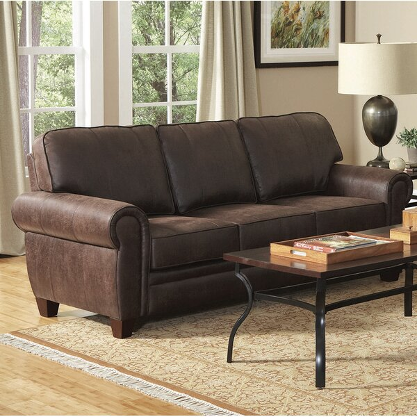 Elida Three Seat Sofa by Darby Home Co