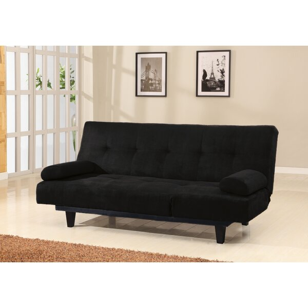 Perfect Priced Propst Microfiber Sleeper Sofa by Winston Porter by Winston Porter