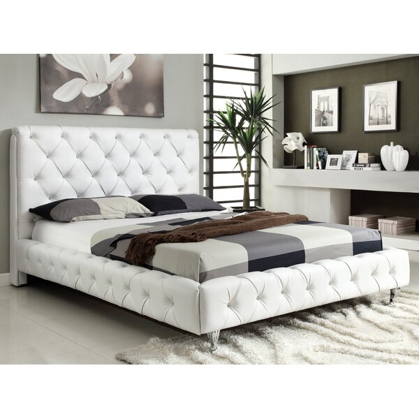 New Daventry Upholstered Platform Bed By Everly Quinn No Copoun