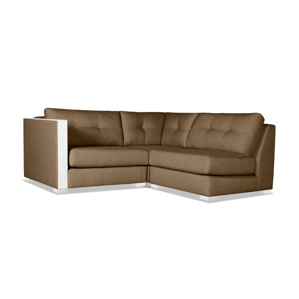 Steffi Plush Deep Modular Sectional by Orren Ellis