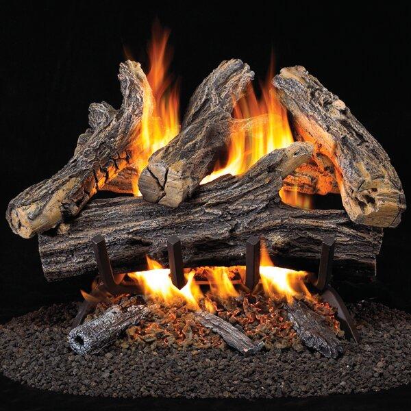 Heating Natural Gas Log By ProCom