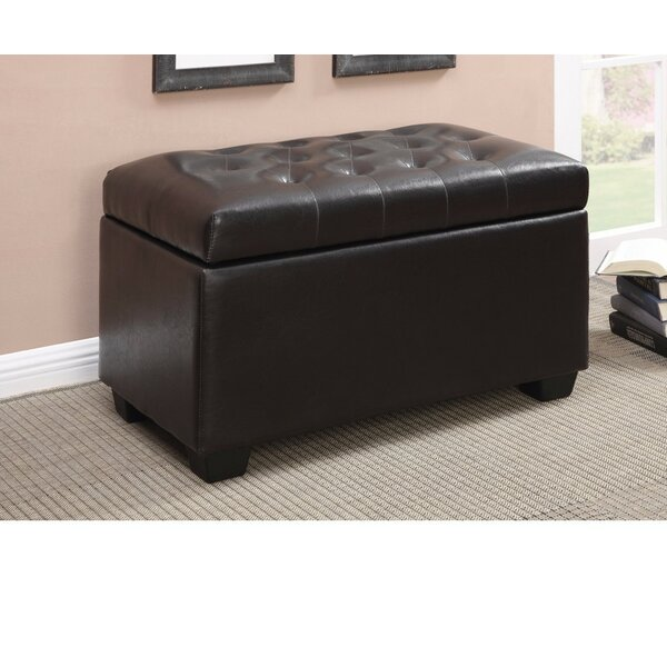 Idlewild Multi functional Tufted Storage Ottoman by Winston Porter