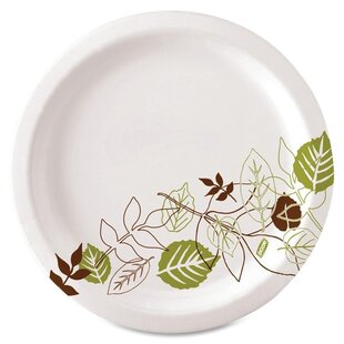 Paper Plate (Set of 500)  sc 1 st  Wayfair & Decorative Paper Plates | Wayfair