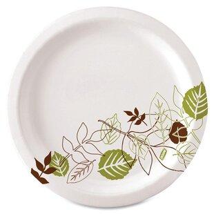 Paper Plate (Set of 500)  sc 1 st  Wayfair & Wedding Paper Plates | Wayfair