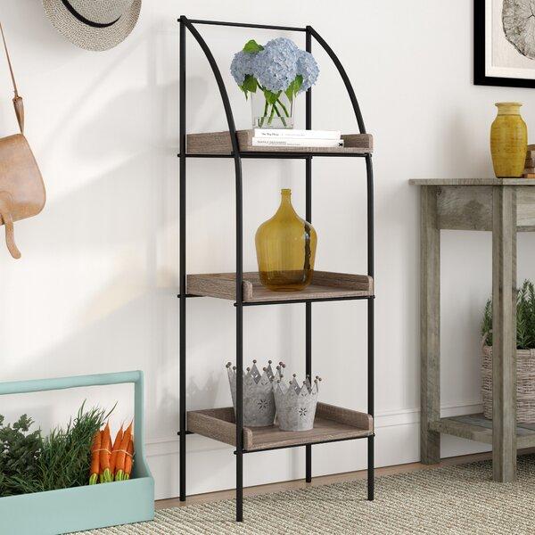 Marcia Etagere Bookcase by Gracie Oaks Gracie Oaks