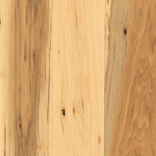 Travatta 5 Solid Natural Hickory Hardwood Flooring in Country Natural by Mohawk Flooring