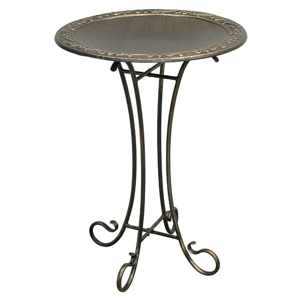 Roman Birdbath by Innova Hearth and Home
