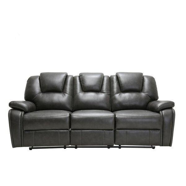 Top Of The Line Juna Reclining Sofa by Latitude Run by Latitude Run