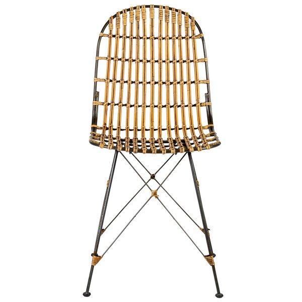 Disanto Dining Chair by Bungalow Rose