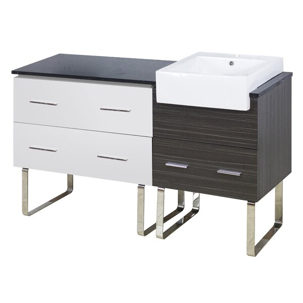 Barryton 61 Single Bathroom Vanity Set by Orren Ellis