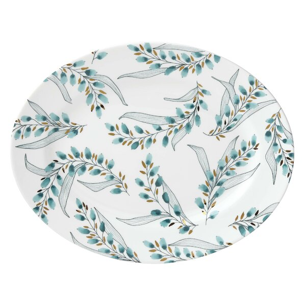 Goldenrod Oval Platter by Lenox