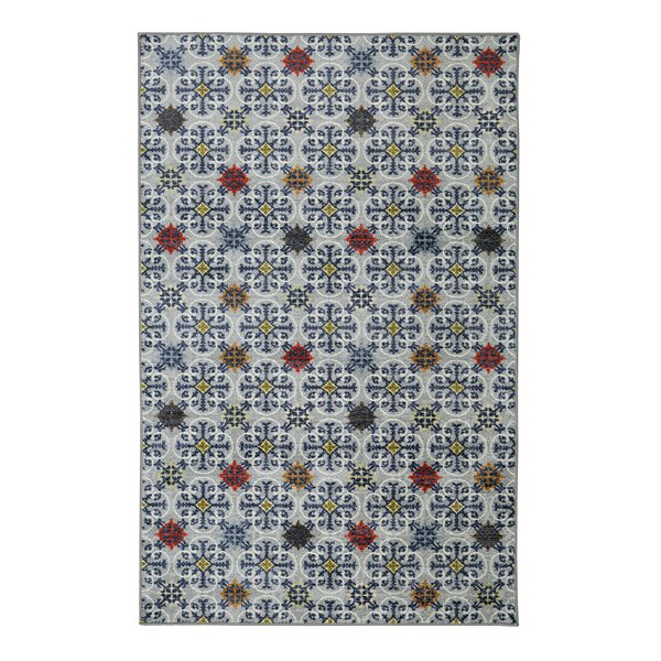 Andenwood Gray Area Rug by Darby Home Co