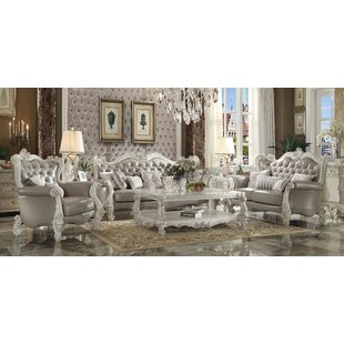 living room chair sets. Versailles Configurable Living Room Set  by ACME Furniture Sets You ll Love Wayfair