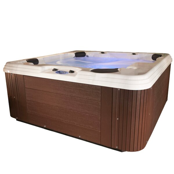 Endeavor 6-Person 100 Jet Spa by Essential Spas