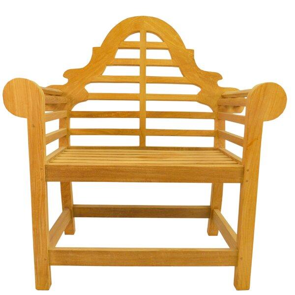 Marlborough Teak Patio Dining Chair by Anderson Teak