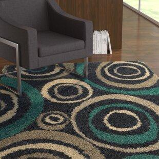 Compare & Buy Voelker Brown/Blue/Green Indoor/Outdoor Area Rug ByLatitude Run