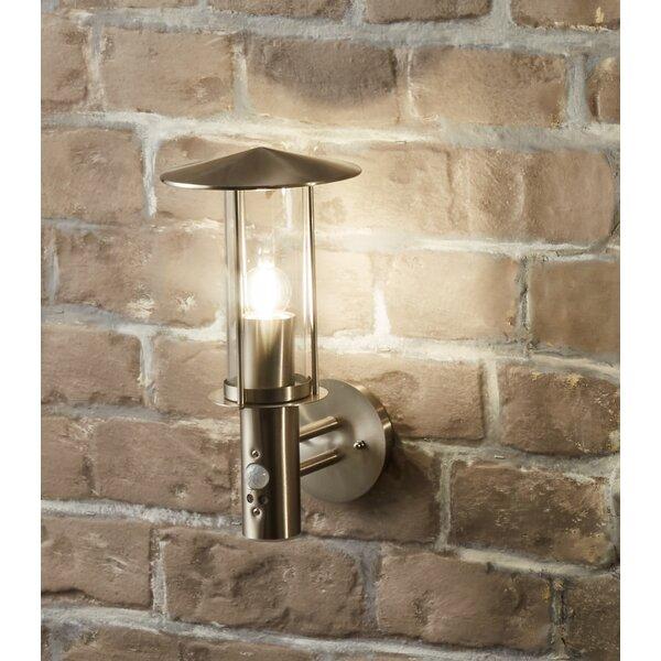 Dakota Fields Greendale Outdoor Wall Lantern With Pir Sensor Reviews Wayfair Co Uk