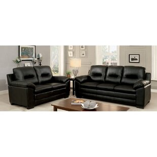 Hailie 2 Piece Reclining Living Room Set by Red Barrel Studio®