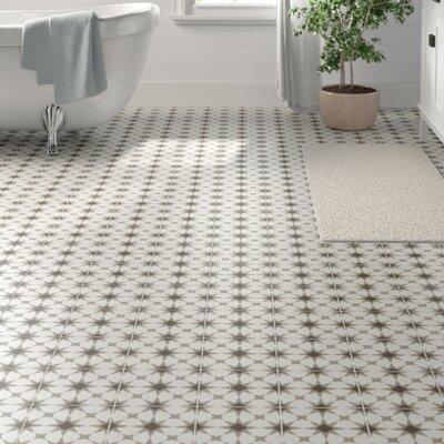 Find The Perfect Bathroom Floor Brown Tile Wayfair