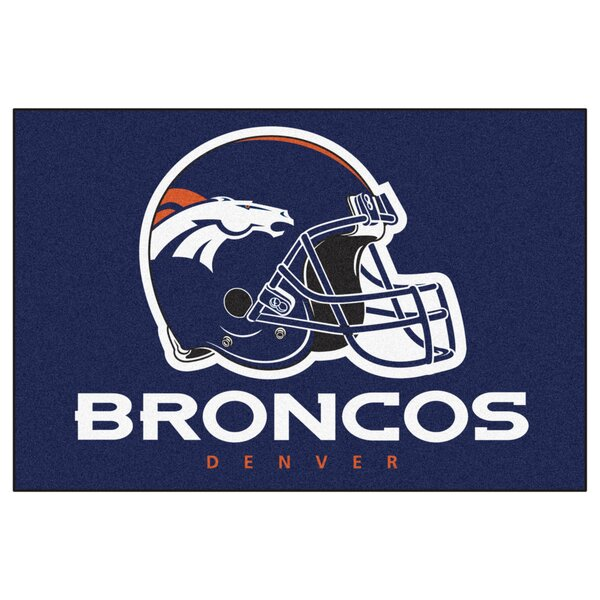 NFL - Denver Broncos Doormat by FANMATS