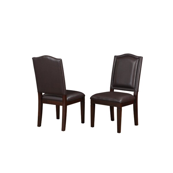 Manning Dining Chair (Set of 2) by World Menagerie
