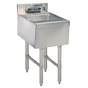 Free Standing Handwash Utility Sink With Faucet