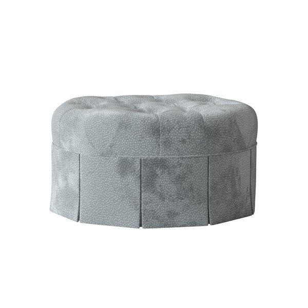 Pamona Cocktail Ottoman by Duralee Furniture Duralee Furniture