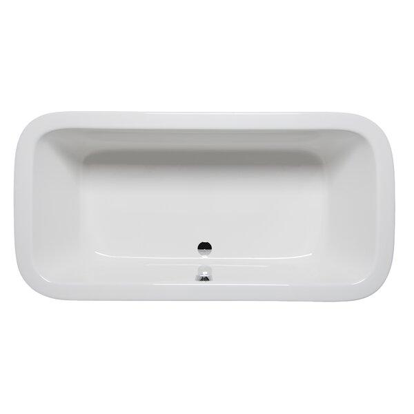 Nerissa 66 x 34 Drop in Soaking Bathtub by Americh