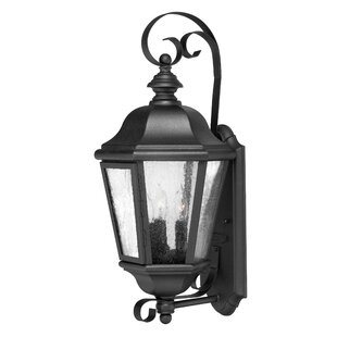 Savings Edgewater 3-Light Outdoor Sconce By Hinkley Lighting