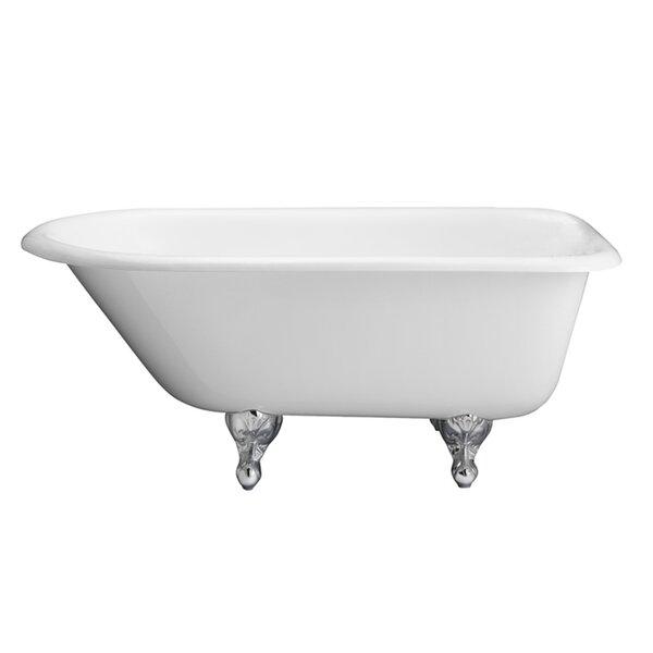 54 x 30 Freestanding Soaking Bathtub by Cahaba Classics