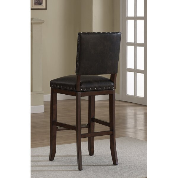 Sutton 30 Swivel Bar Stool by American Heritage