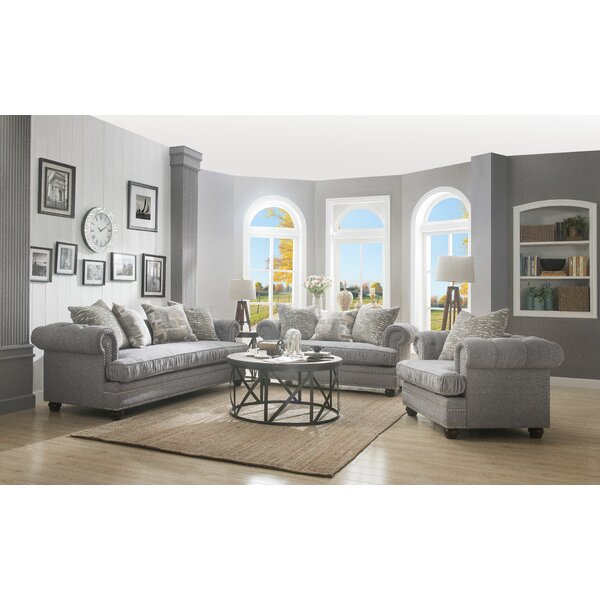 Plymouth Configurable Living Room Set by Gracie Oaks